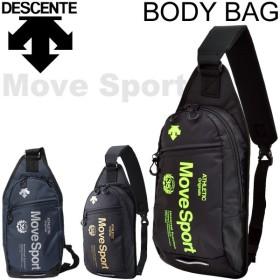ボディーバッグ メンズ デサント DESCENTE MoveSport スポーツバッグ ワンショルダーバッグ かばん 肩掛け 斜め掛け DAC8725/DAC-8725