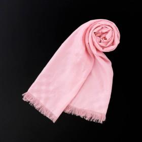 ストール レディース 絞り染めストール カラー ピンク