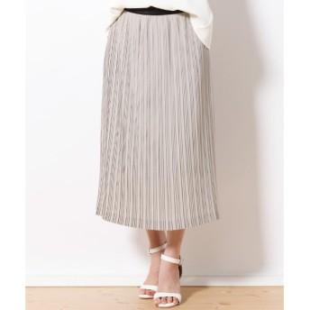 SHIPS for women / シップスウィメン プリーツタイトスカート