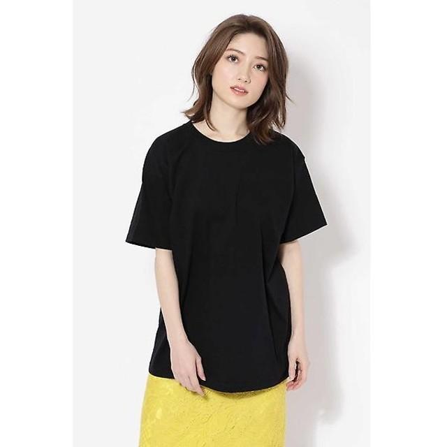 ROSE BUD / ローズ バッド FRUIT OF THE LOOMバックプリントTシャツ