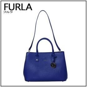 フルラ リンダ トートバッグ LINDA BDR5 B30 820618 BLUE LAGUNA(ブルー) 2WAY ショルダーバッグ