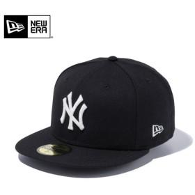 【メーカー取次】 NEW ERA ニューエラ 59FIFTY MLB ニューヨーク・ヤンキース ブラックXメタリックアイリス 11308571 キャップ ブランド