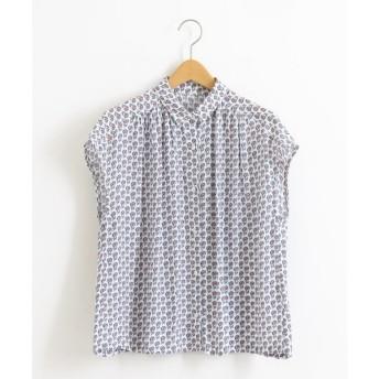 NIMES / ニーム 花柄プリント シャツ