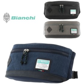 Bianchi ビアンキ ウエストボディバッグ ABCY07