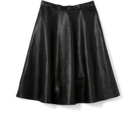 PROPORTION BODY DRESSING / プロポーションボディドレッシング  《BLANCHIC》APフェイクレザースカート