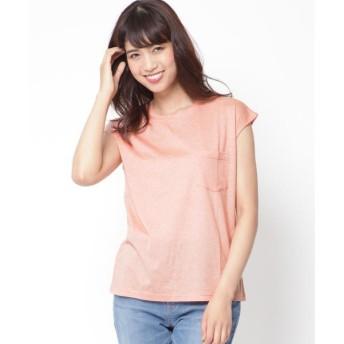 MAYSON GREY / メイソングレイ 【socolla】無地シンプルフレンチスリーブTシャツ