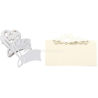 2セット 結婚式 テーブル ケーキ ガラス 場所 名前 番号 カード 場所カード アクセサリー 装飾 小物