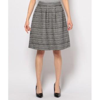 any SiS / エニィスィス 【セットアップ対応】ブリリアントツイード スカート
