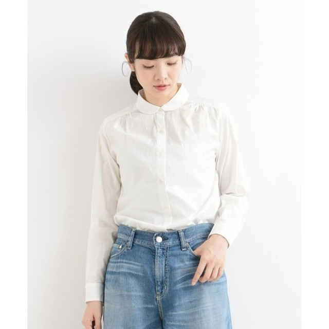 NIMES / ニーム French Bleu 定番シャツ(長袖)