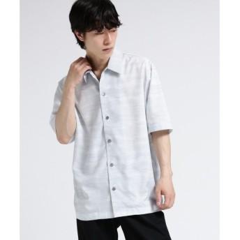 tk.TAKEO KIKUCHI / ティーケー タケオキクチ 水彩画アート オーバーシャツ