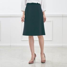 スカート 洗える レディース 40代 30代 セットアップ スーツ おしゃれ きれいめ エレガント ブラック