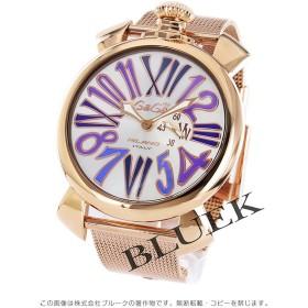 ガガミラノ スリム46MM 腕時計 ユニセックス GaGa MILANO 5081.3