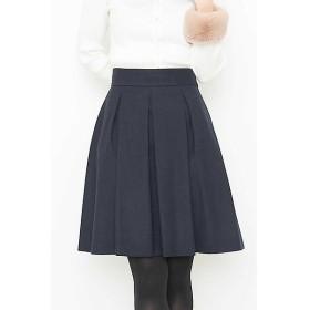 PROPORTION BODY DRESSING / プロポーションボディドレッシング  ストリングベルト付きタックフレアースカート