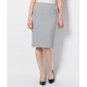 自由区 / ジユウク ツイードジャージー スカート
