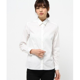 L size ONWARD(大きいサイズ) / エルサイズオンワード A&Cシャーティング シャツ