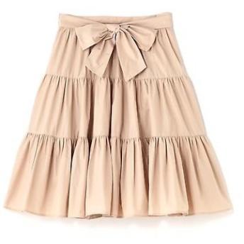 PROPORTION BODY DRESSING / プロポーションボディドレッシング 《EDIT COLOGNE》ティアードリボンスカート