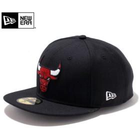 セール20%OFF!【メーカー取次】 NEW ERA ニューエラ 59FIFTY NBA シカゴ・ブルズ ブラック 11308680 キャップ ブランド