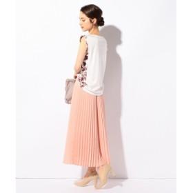 ICB / アイシービー 【洗える】Spun Pleats スカート