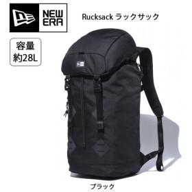 NEWERA ニューエラ  Rucksack ラックサック ブラック 11404180 【カバン】 バックパック リュック リュックサック アウトドア