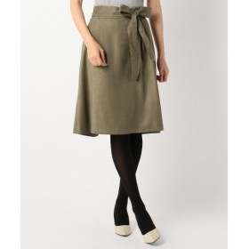 J.PRESS / ジェイプレス 【セットアップ対応】エルモザスエード スカート