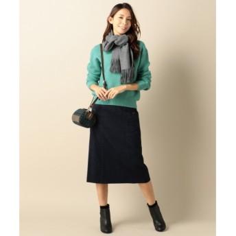 J.PRESS / ジェイプレス ヴィーナスコットンスエード スカート