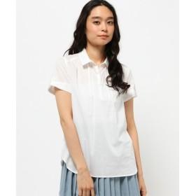 any SiS / エニィスィス C/Cuハーフスリーブシャツ