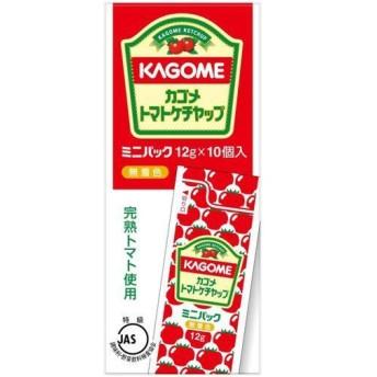 カゴメ トマトケチャップミニパック 12g