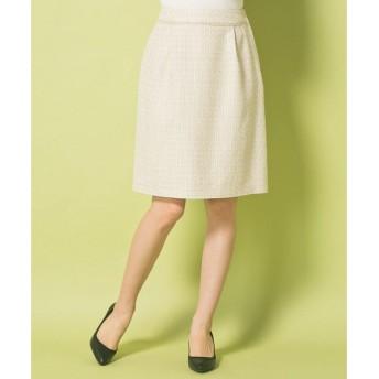 any SiS / エニィスィス 【セットアップ対応】ハニーツイード スカート