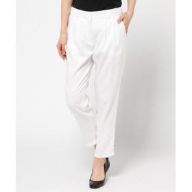 ICB / アイシービー ('15秋)【洗える!】Solid Stretch Bottom パンツ