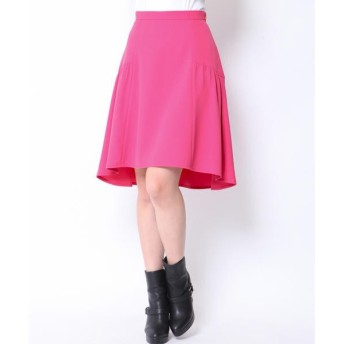 QUEENS COURT(大きいサイズ) / クイーンズコート(おおきいサイズ) 切替スカート