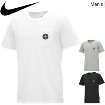半袖 Tシャツ メンズ /ナイキ NIKE ハラチ 91 ポケットT クルーネック 男性 ジムトレーニング スポーツ カジュアル ウェア ストリート トップス NIKE TEE/856456
