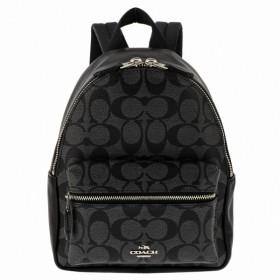 バッグ カバン 鞄 レディース リュック コーチ/リュックサック/F58315 カラー グレー×ブラック