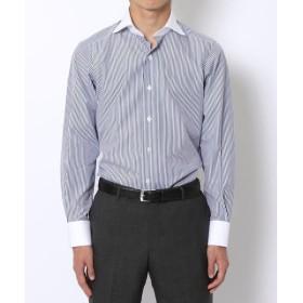 TOMORROWLAND / トゥモローランド 140/2コットンブロード ワイドカラー ドレスシャツ
