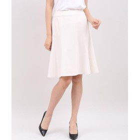 CLEAR IMPRESSION / クリアインプレッション ウォッシャブルAラインポンチスカート