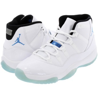 NIKE AIR JORDAN 11 RETRO 【LEGEND BLUE】 ナイキ エア ジョーダン 11 レトロ WHITE/LEGEND BLUE