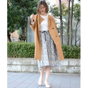 NIMES / ニーム LIBERTY ギャザースカート