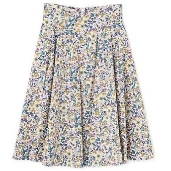 PROPORTION BODY DRESSING / プロポーションボディドレッシング  《EDIT COLOGNE》フラワーフレアースカート