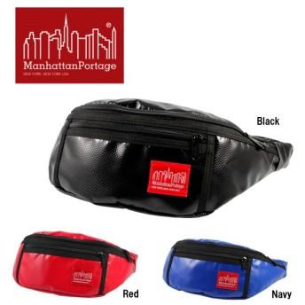 正規品 マンハッタンポーテージ Manhattan Portage ウエストバッグ Vinyl Alleycat Waist Bag MP1101VL