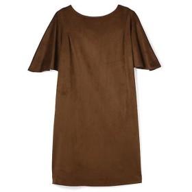 PROPORTION BODY DRESSING / プロポーションボディドレッシング  《BLANCHIC》フレアースリーブワンピース