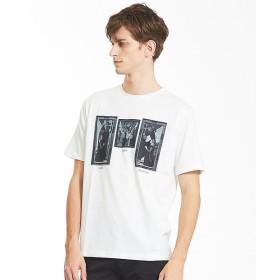 ABAHOUSE / アバハウス LouvreアートプリントTシャツ