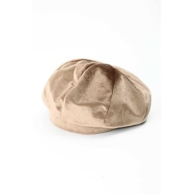 ROSE BUD / ローズ バッド ベロア調ベレー帽