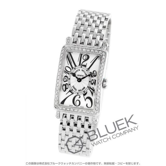 newest 4b195 39a83 フランクミュラー ロングアイランド ダイヤ 腕時計 レディース ...