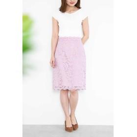 PROPORTION BODY DRESSING / プロポーションボディドレッシング  コードレースタイトスカート