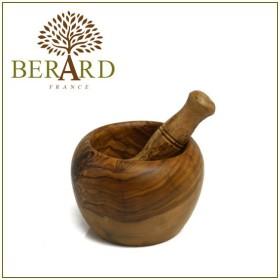 BERARD(ベラール) オリーブウッド 乳鉢 90071