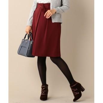 組曲 / クミキョク 【洗える】Peリーンラインベネシャン スカート