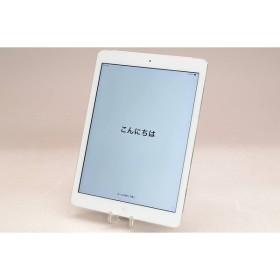[中古]Apple iPad Air Wi-Fi+Cellular(au) 64GB MD796JA/A シルバー[Web期間限定価格]
