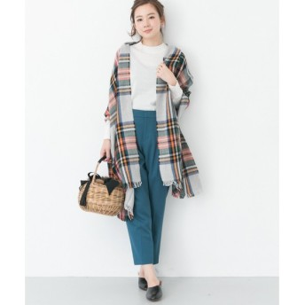 URBAN RESEARCH / アーバンリサーチ C/W BIG CHECK STOLE