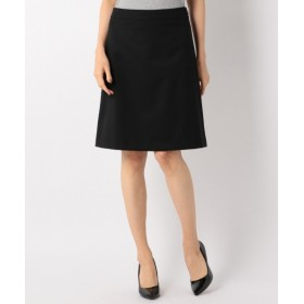 S size ONWARD(小さいサイズ) / エスサイズオンワード 【洗える/セットアップ対応】ウォッシャブルウールストレッチ スカート
