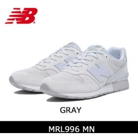 ニューバランス new balance スニーカー MRL996MN GRAY メンズ レディース 日本正規品 【靴】