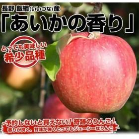 送料無料 長野県より産地直送 JAながの 飯綱地区 「あいかの香り」 5キロ(13玉から20玉) 林檎 りんご リンゴ